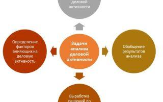 Что характеризует деловую активность предприятия?