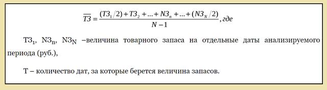 Коэффициенты оборачиваемости: формулы и показатели